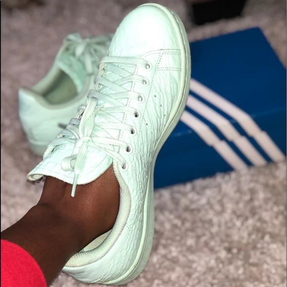 adidas Shoes | Mint Green Adidas Stan